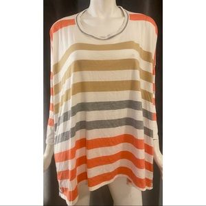 My Story Stripe Long Sleeve Top